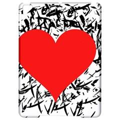 Red Valentine 2 Apple Ipad Pro 9 7   Hardshell Case