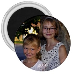Igp9782 Girls 3  Magnets