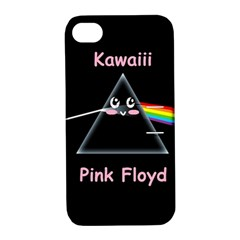 Cute pink floyd  Apple iPhone 4/4S Hardshell Case with Stand
