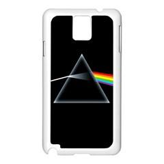 Pink floyd  Samsung Galaxy Note 3 N9005 Case (White)