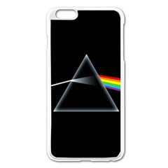 Pink floyd  Apple iPhone 6 Plus/6S Plus Enamel White Case
