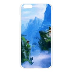 Fantasy nature  Apple Seamless iPhone 6 Plus/6S Plus Case (Transparent)
