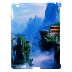 Fantasy traditional nature  Apple iPad 3/4 Hardshell Case (Compatible with Smart Cover)