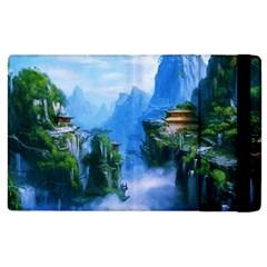 Fantasy traditional nature  Apple iPad 3/4 Flip Case