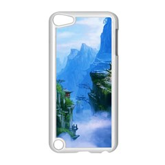 Fantasy traditional nature  Apple iPod Touch 5 Case (White)