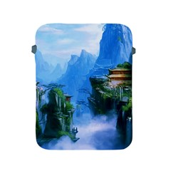 Fantasy traditional nature  Apple iPad 2/3/4 Protective Soft Cases