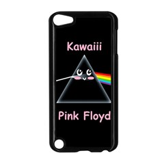 Kawaii pink floyd  Apple iPod Touch 5 Case (Black)