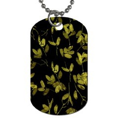 Leggings Dog Tag (Two Sides)