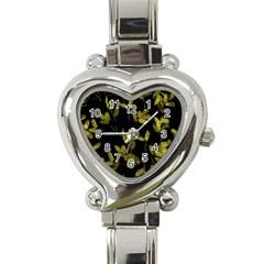 Leggings Heart Italian Charm Watch