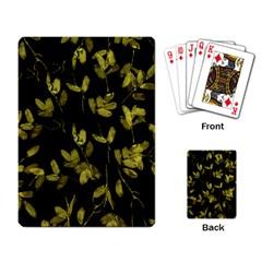 Leggings Playing Card