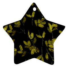 Leggings Star Ornament (Two Sides)