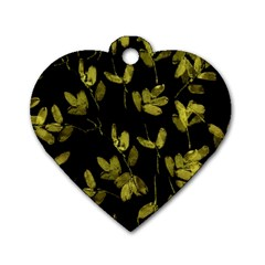 Leggings Dog Tag Heart (One Side)