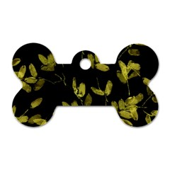Leggings Dog Tag Bone (Two Sides)