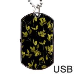 Leggings Dog Tag USB Flash (Two Sides)
