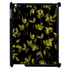 Leggings Apple iPad 2 Case (Black)