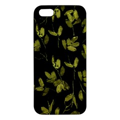 Leggings iPhone 5S/ SE Premium Hardshell Case