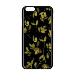 Leggings Apple iPhone 6/6S Black Enamel Case