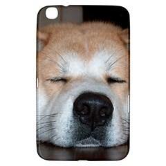 Akita Sleeping Samsung Galaxy Tab 3 (8 ) T3100 Hardshell Case