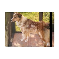 Australian Shepherd Red Merle Full Apple iPad Mini Flip Case