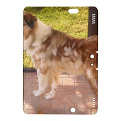 Australian Shepherd Red Merle Full Kindle Fire HDX 8.9  Hardshell Case