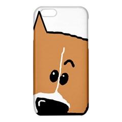 Peeping Basenji iPhone 6/6S TPU Case