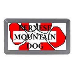 Ber Mt Dog Name Paw Switzerland Flag Memory Card Reader (Mini)