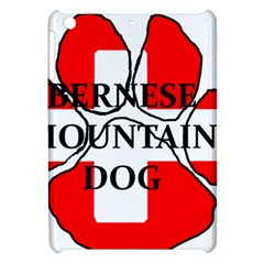 Ber Mt Dog Name Paw Switzerland Flag Apple iPad Mini Hardshell Case