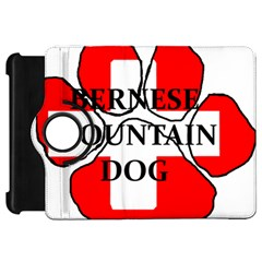 Ber Mt Dog Name Paw Switzerland Flag Kindle Fire HD 7