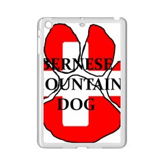Ber Mt Dog Name Paw Switzerland Flag iPad Mini 2 Enamel Coated Cases