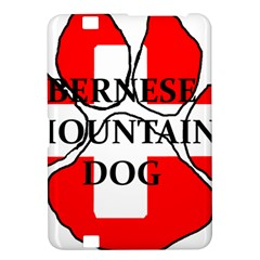 Ber Mt Dog Name Paw Switzerland Flag Kindle Fire HD 8.9