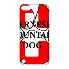 Ber Mt Dog Name Paw Switzerland Flag Apple iPod Touch 5 Hardshell Case with Stand