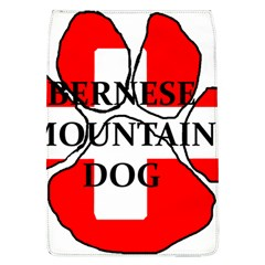 Ber Mt Dog Name Paw Switzerland Flag Flap Covers (L)