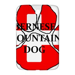 Ber Mt Dog Name Paw Switzerland Flag Samsung Galaxy Note 8.0 N5100 Hardshell Case
