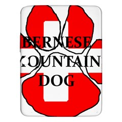Ber Mt Dog Name Paw Switzerland Flag Samsung Galaxy Tab 3 (10.1 ) P5200 Hardshell Case