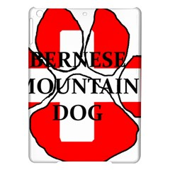 Ber Mt Dog Name Paw Switzerland Flag iPad Air Hardshell Cases