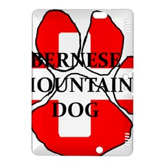 Ber Mt Dog Name Paw Switzerland Flag Kindle Fire HDX 8.9  Hardshell Case