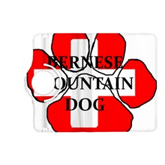 Ber Mt Dog Name Paw Switzerland Flag Kindle Fire HD (2013) Flip 360 Case