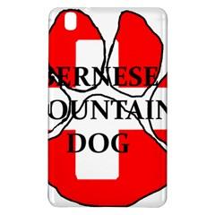 Ber Mt Dog Name Paw Switzerland Flag Samsung Galaxy Tab Pro 8.4 Hardshell Case