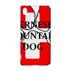 Ber Mt Dog Name Paw Switzerland Flag Sony Xperia Z3+