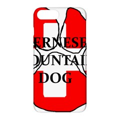 Ber Mt Dog Name Paw Switzerland Flag Apple iPhone 7 Plus Hardshell Case
