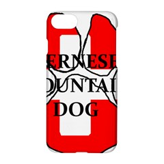Ber Mt Dog Name Paw Switzerland Flag Apple iPhone 7 Hardshell Case