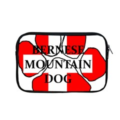 Ber Mt Dog Name Paw Switzerland Flag Apple MacBook Pro 13  Zipper Case