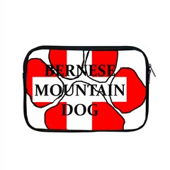 Ber Mt Dog Name Paw Switzerland Flag Apple MacBook Pro 15  Zipper Case