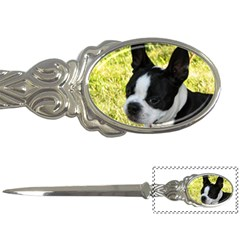 Boston Terrier Puppy Letter Openers