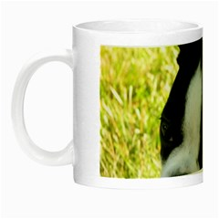 Boston Terrier Puppy Night Luminous Mugs