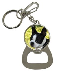 Boston Terrier Puppy Button Necklaces