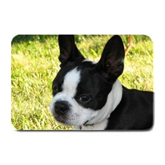 Boston Terrier Puppy Plate Mats