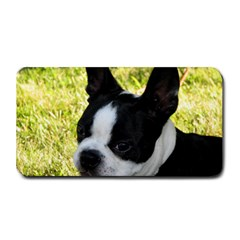 Boston Terrier Puppy Medium Bar Mats