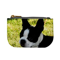 Boston Terrier Puppy Mini Coin Purses