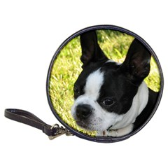 Boston Terrier Puppy Classic 20-CD Wallets